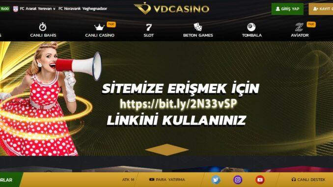 Vdcasino Kullanıcı Yorumları