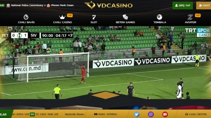 Vdcasino Casino